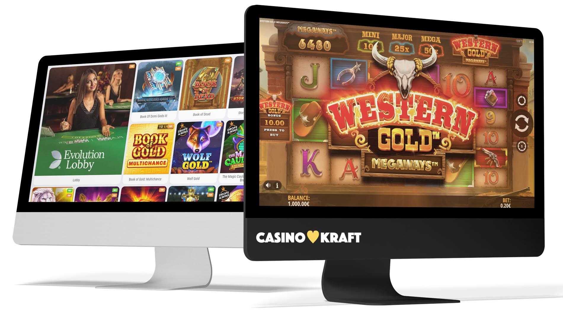 Beste Online Casinos Deutschland 2021