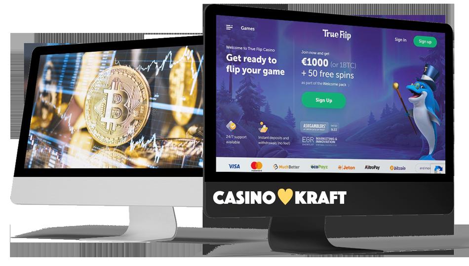 Bitcoin Casinos revolutionieren die Glücksspielindustrie